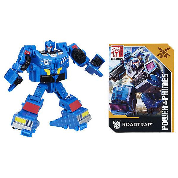 """Трансформеры Transformers """"Дженерейшнз"""" Сила праймов лэджендс: Роадтрэп, 9,5 см"""