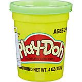 Пластилин Play-Doh в баночке 112 гр., зелёный