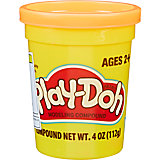 Пластилин Play-Doh в баночке 112 гр., оранжевый