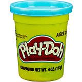Пластилин Play-Doh в баночке 112 гр., голубой