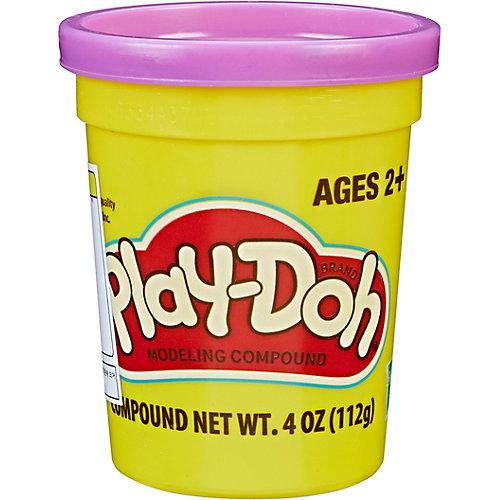 Пластилин Play-Doh в баночке 112 гр., фиолетовый от Hasbro