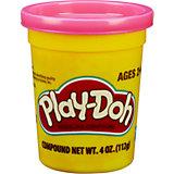 Пластилин Play-Doh в баночке 112 гр., розовый