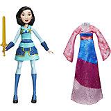 "Кукла Disney Princess ""Делюкс"" Мулан, 20 см"