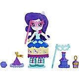 Мини-кукла Equestria Girls Рарити с аксессуарами
