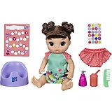 """Интерактивная кукла Baby Alive """"Танцующая Малышка"""" Шатенка"""