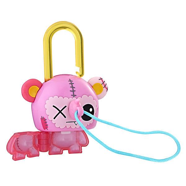 Замочек с секретом Lockstar серия 2, Розовый слон