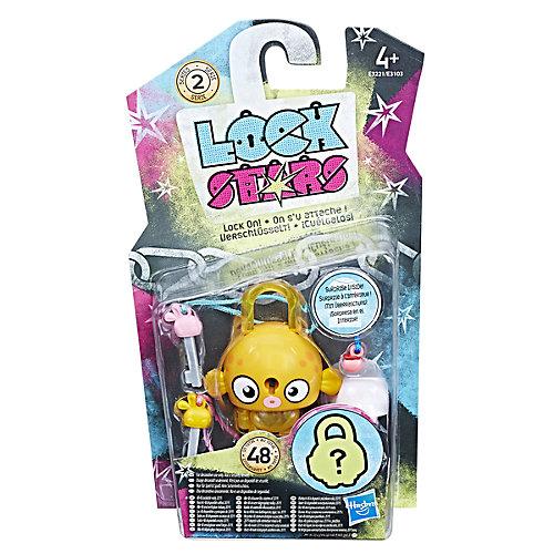 Замочек с секретом Lockstar серия 2, Оранжевая рыба от Hasbro