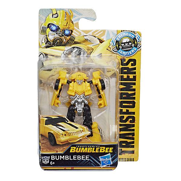 """Трансформеры Transformers """"Заряд Энергона"""" Бамблби Камаро, 10 см"""