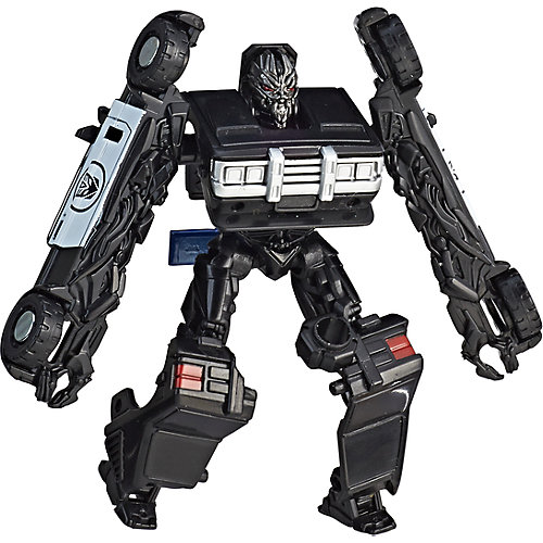 """Трансформеры Transformers """"Заряд Энергона"""" Баррикад, 10 см от Hasbro"""