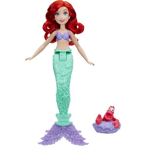 """Кукла Disney Princess """"Водная тематика"""" Ариэль, 30 см от Hasbro"""