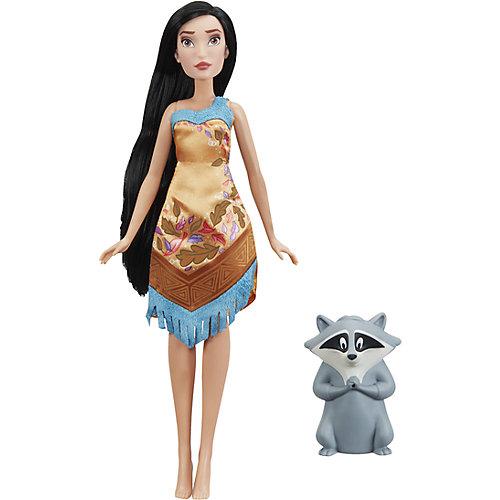 """Кукла Disney Princess """"Водная тематика"""" Покахонтас, 30 см от Hasbro"""