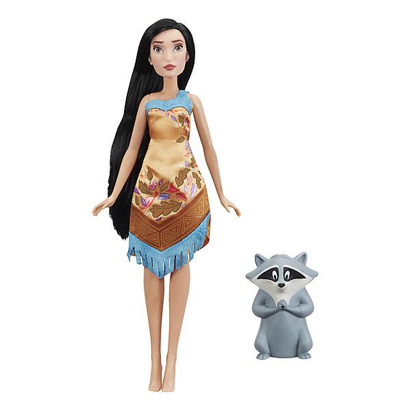 """Кукла Disney Princess """"Водная тематика"""" Покахонтас, 30 см"""