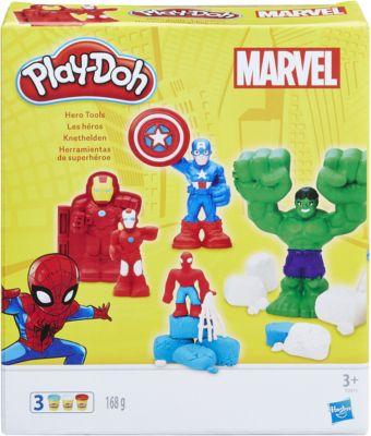 """Игровой набор Play-Doh """"Герои Марвел"""""""