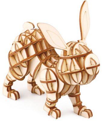 "Сборная модель Robotime ""Заяц"""