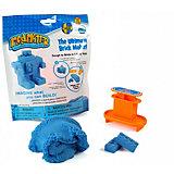 Масса для лепки Mad Mattr The Ultimate Brick Maker, голубая
