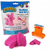 Масса для лепки Mad Mattr The Ultimate Brick Maker, розовая