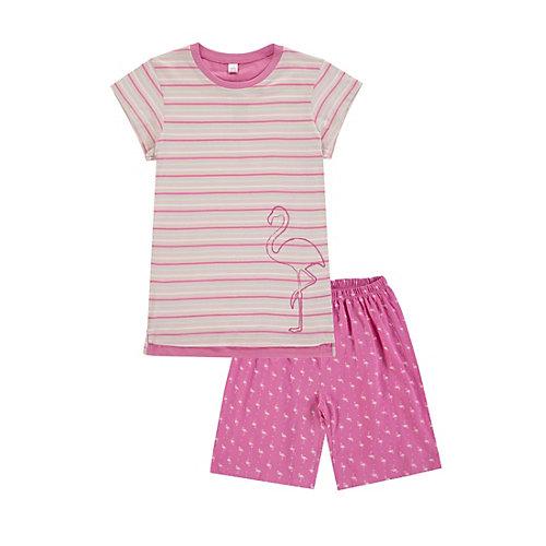 KANZ Schlafanzug Gr. 116 Mädchen Kinder | 04056178682766