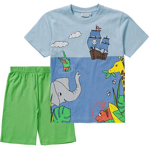 myToys-COLLECTION Schlafanzug von ZAB kids Gr. 92/98 Jungen Kleinkinder | 04333853027631