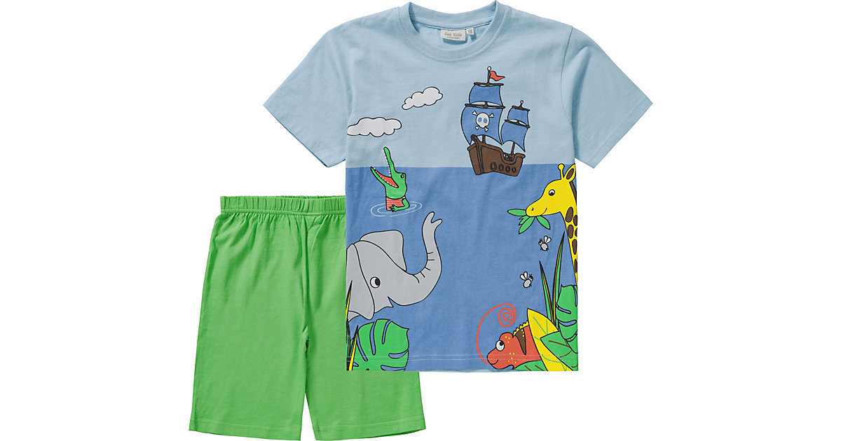 myToys-COLLECTION · Schlafanzug von ZAB kids Gr. 104/110 Jungen Kleinkinder
