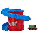"""Игровой набор Thomas and friends """"Башня-спираль с тарссой"""" Башенные дорожки с Перси"""