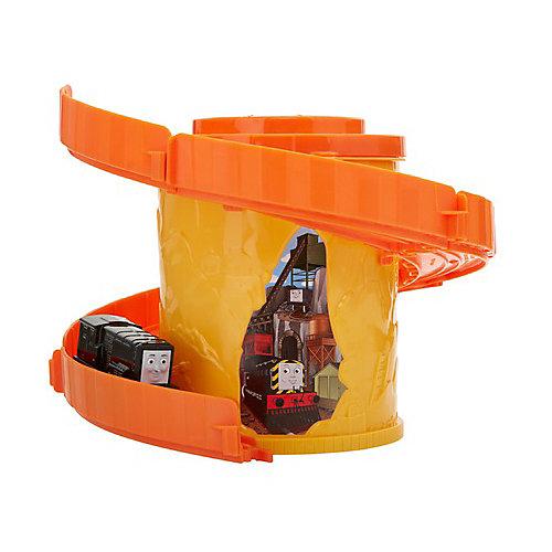 """Игровой набор Thomas and friends """"Башня-спираль с тарссой"""" Башенные дорожки с Дизелем от Mattel"""
