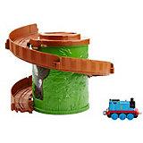 """Игровой набор Thomas and friends """"Башня-спираль с тарссой"""" Башенные дорожки с Томасом"""
