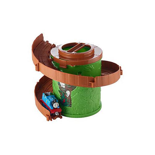 """Игровой набор Thomas and friends """"Башня-спираль с тарссой"""" Башенные дорожки с Томасом от Mattel"""