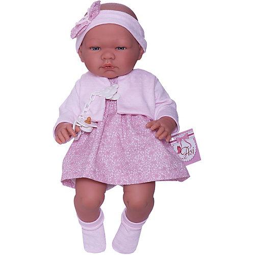 """Кукла-пупс Asi """"Мария"""" в розовом, 43 см от Asi"""