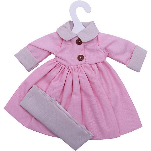 Комплект одежды Asi Платье и повязка, 30 см