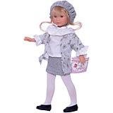 """Кукла Asi """"Селия"""" в сером костюме, 30 см"""