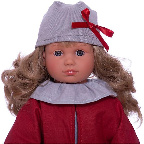 """Кукла Asi """"Нелли"""" в красной накидке, 43 см"""