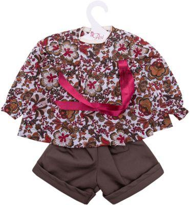 Одежда для кукол Asi Рубашка и шорты, 60 см