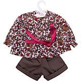 Одежда для кукол Asi Рубашка и шорты 60 см, арт 109