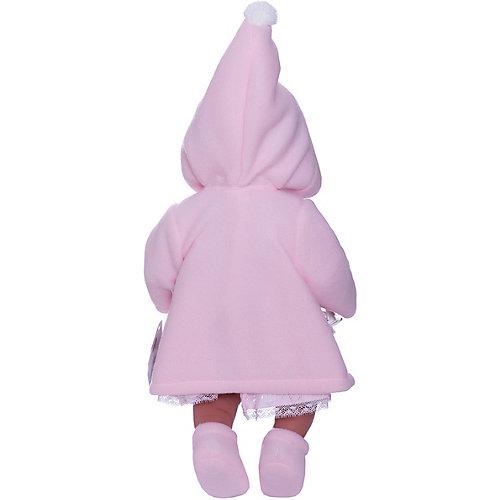Кукла-пупс Asi Мария в розовой кофте с капюшоном 43 см, арт 362960 от Asi