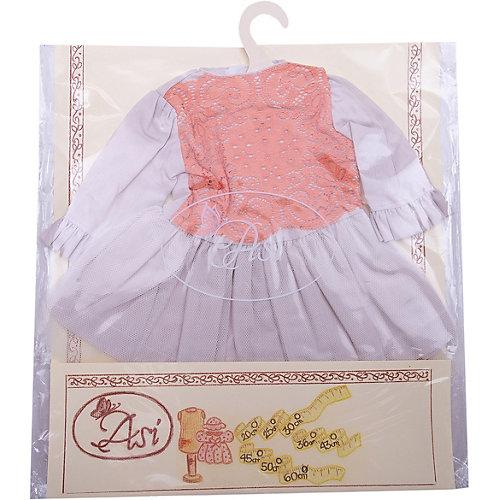 Одежда для кукол Asi Платье 60 см, арт 92 от Asi