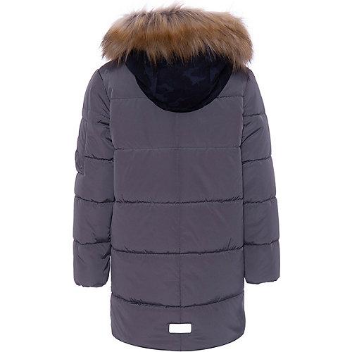 Утепленная куртка BOOM by Orby - серый от BOOM by Orby