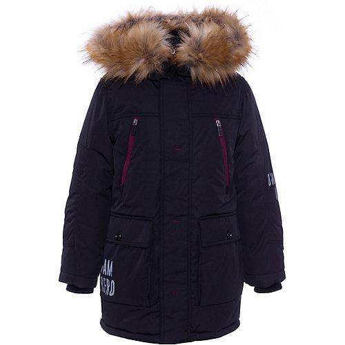 Утепленная куртка BOOM by Orby - черный от BOOM by Orby