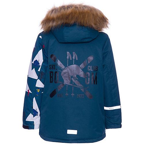 Утепленная куртка BOOM by Orby - зеленый от BOOM by Orby