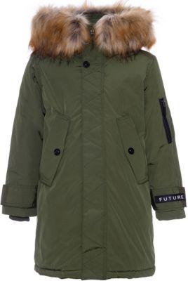 Утепленная куртка BOOM by Orby - хаки