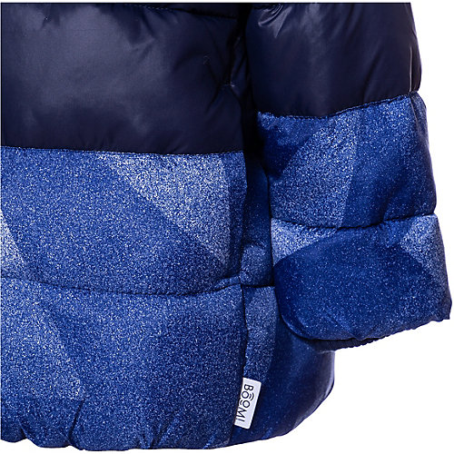 Утепленная куртка BOOM by Orby - синий от BOOM by Orby