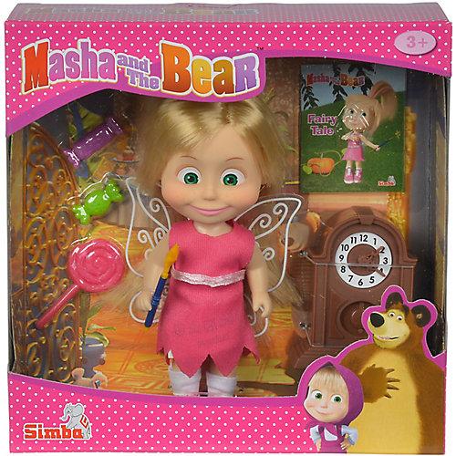 "Мини-кукла Simba ""Маша и Медведь"" Маша в костюме феи с аксессуарами, 12 см от Simba"