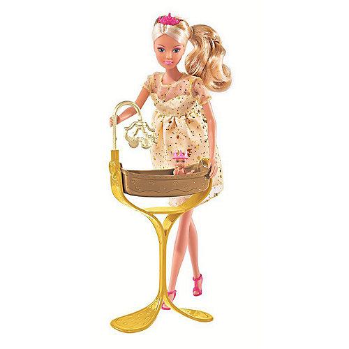 """Игровой набор с куклами Simba """"Steffi Love"""" Королевская семья Штеффи, Кевин, Еви, Тимми от Simba"""