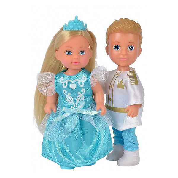 """Игровой набор с куклами Simba """"Steffi Love"""" Королевская семья Штеффи, Кевин, Еви, Тимми"""