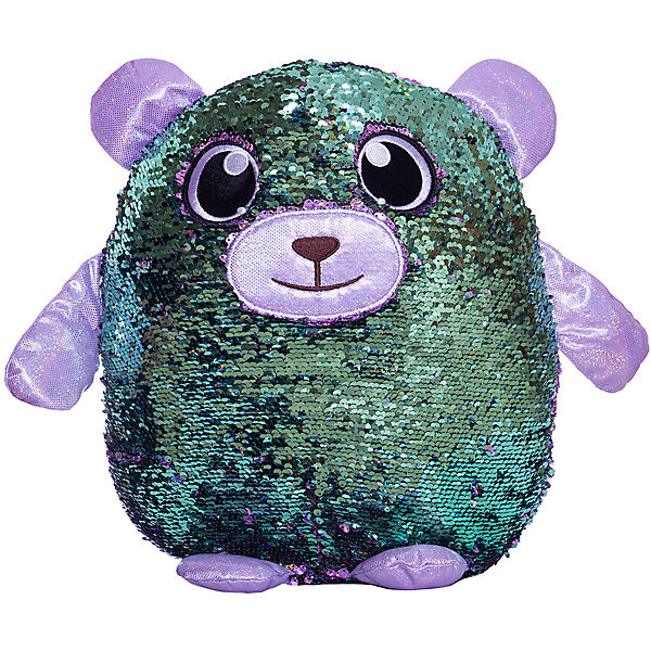 Мягкая игрушка Shimmeez Медведь, 35 см