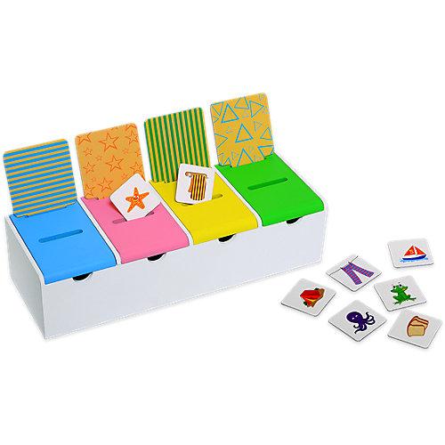 Настольная игра для детей Chalk&Chuckles Сортировщик от Chalk&Chuckles