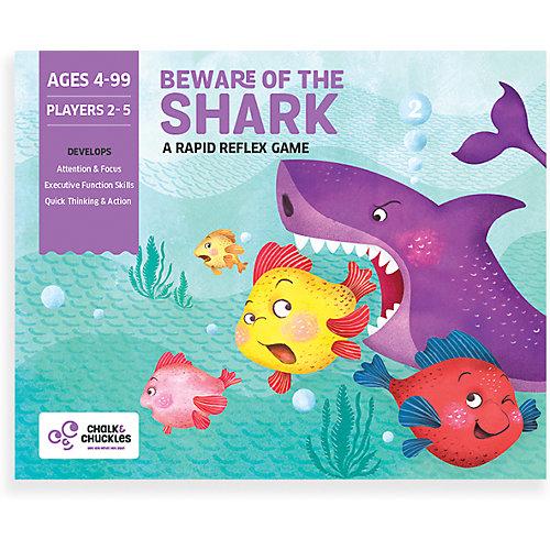 """Настольная игра Chalk&Chuckles """"Берегись акулы!"""" от Chalk&Chuckles"""