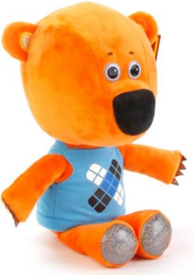 Мягкая игрушка Мульти-Пульти Ми-ми-мишки Кешка, озвученная, 30 см