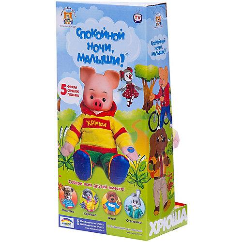 Мягкая игрушка Мульти-Пульти Хрюша, озвученная, 25 см от Мульти-Пульти