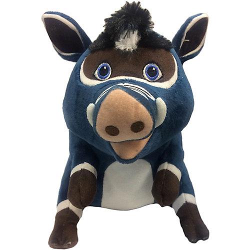 Мягкая игрушка Мульти-Пульти Лео и Тиг Куба, озвученная, 20 см от Мульти-Пульти