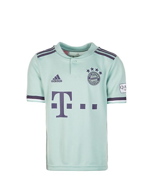a1906ea9f30cec Kinder Trikot FC Bayern München Away 2018 2019 Kinder